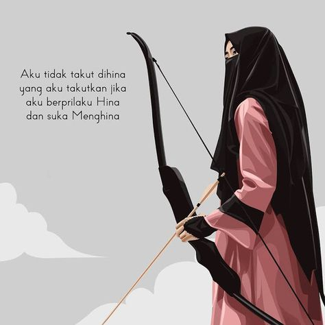 87 Gambar Animasi Muslimah Sedih