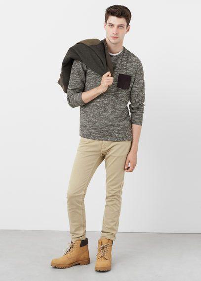 Sweatshirts for Man | MANGO Man Saudi Arabia