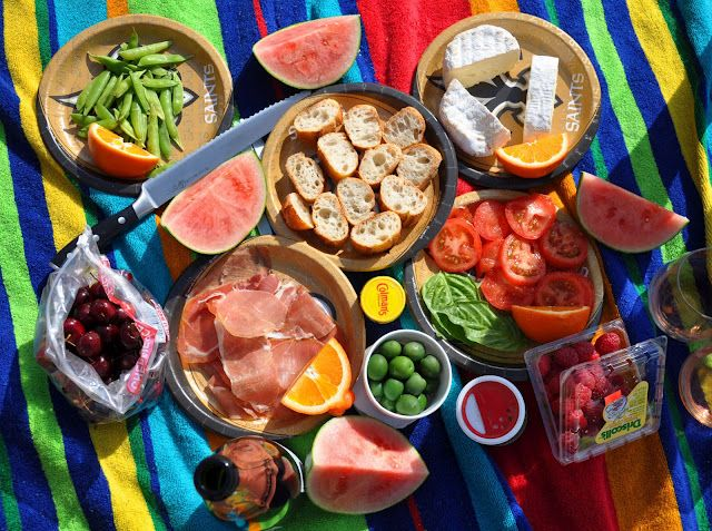what to make for a picnic date