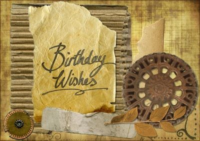 Free Happy Birthday Cards Free Digital Images Vintage Gif And Clip