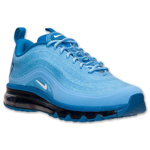 cheaper c2ee1 dc8f4 Men s Nike Air Max 97 2013 Hyp Running Shoes   Finish Line   University  Blue White Military Blue