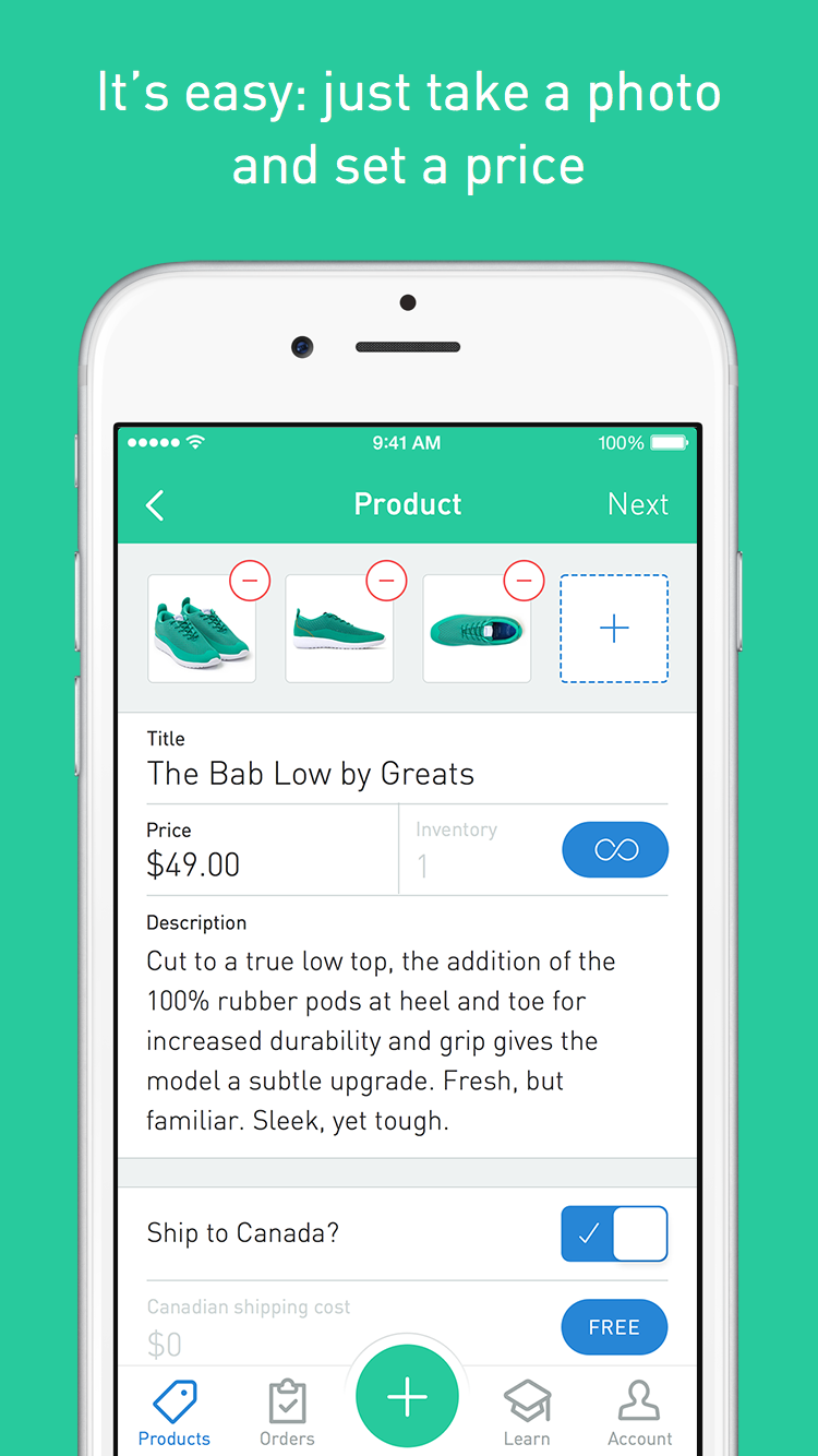 Shopify's New App Sello Allows Anyone To Create An Online