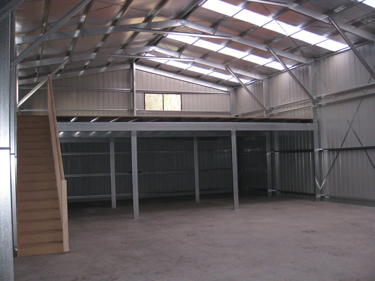 how to build a warehouse in family farm