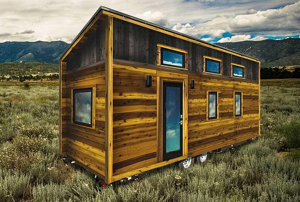 2017 Roanoke 26 Vista Tiny House Exterior Tiny House
