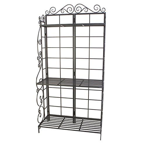 Panacea Products Baker S Rack Plant Stand Brushed Bronze Https