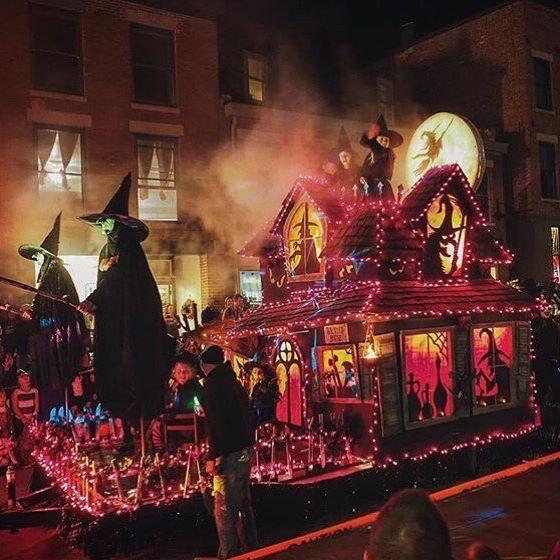 Galena Halloween Parade 2020 👻 Last night's Halloween Parade was incredible! #GetToGalena