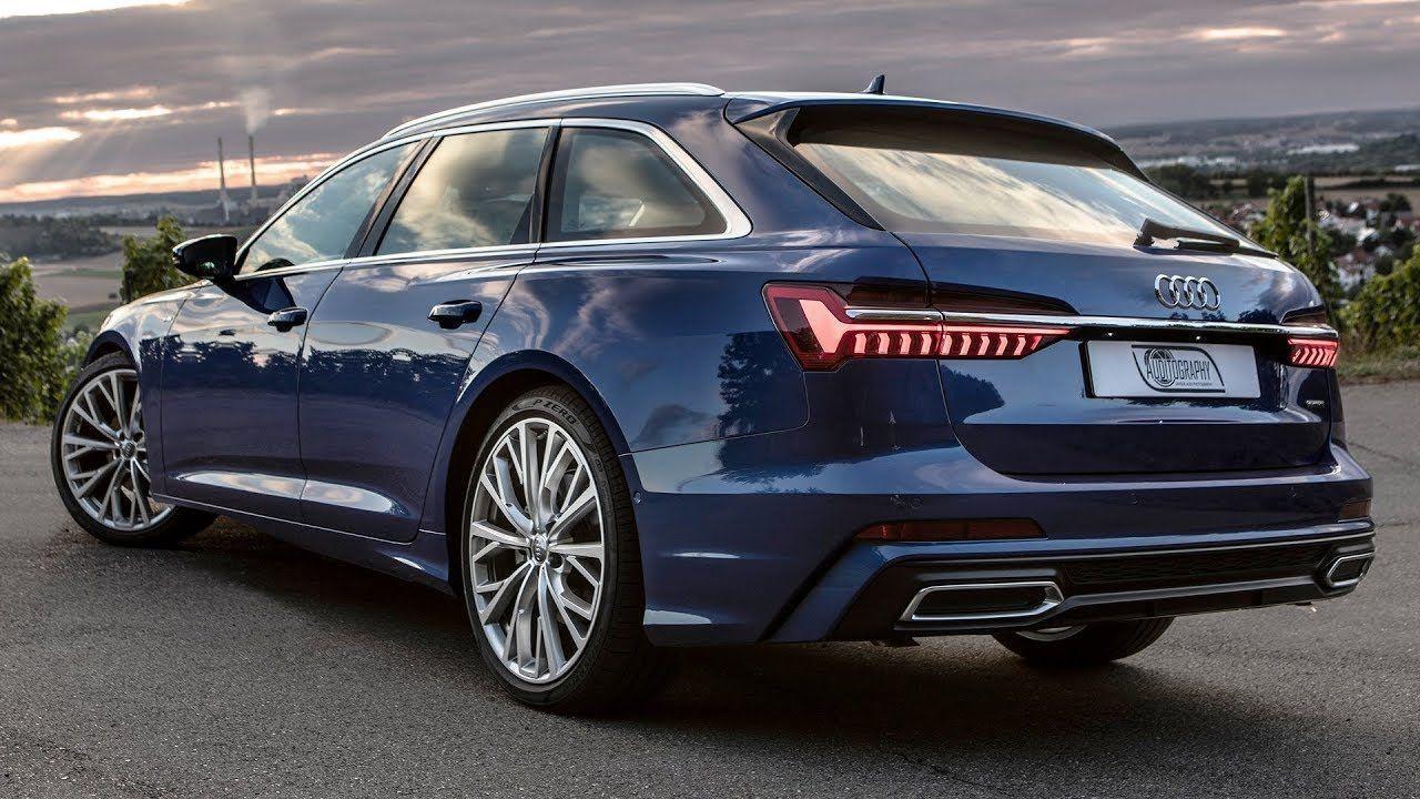 2019 Audi A6 Avant Exterior Interior Design Exterieur Modellen