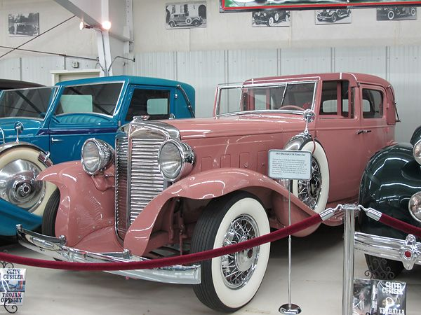 Marmon Sixteen Town Car Cars Of The I Like