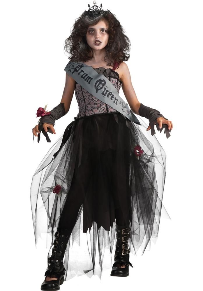 Trendy Halloween - #Rubies Goth Prom Queen Child Costume - AdoreWe - halloween costume ideas for female