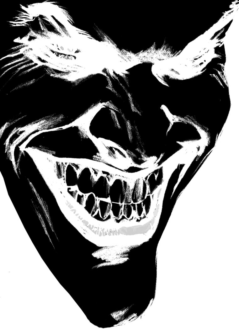 Black joker icon by slamiticon on deviantart
