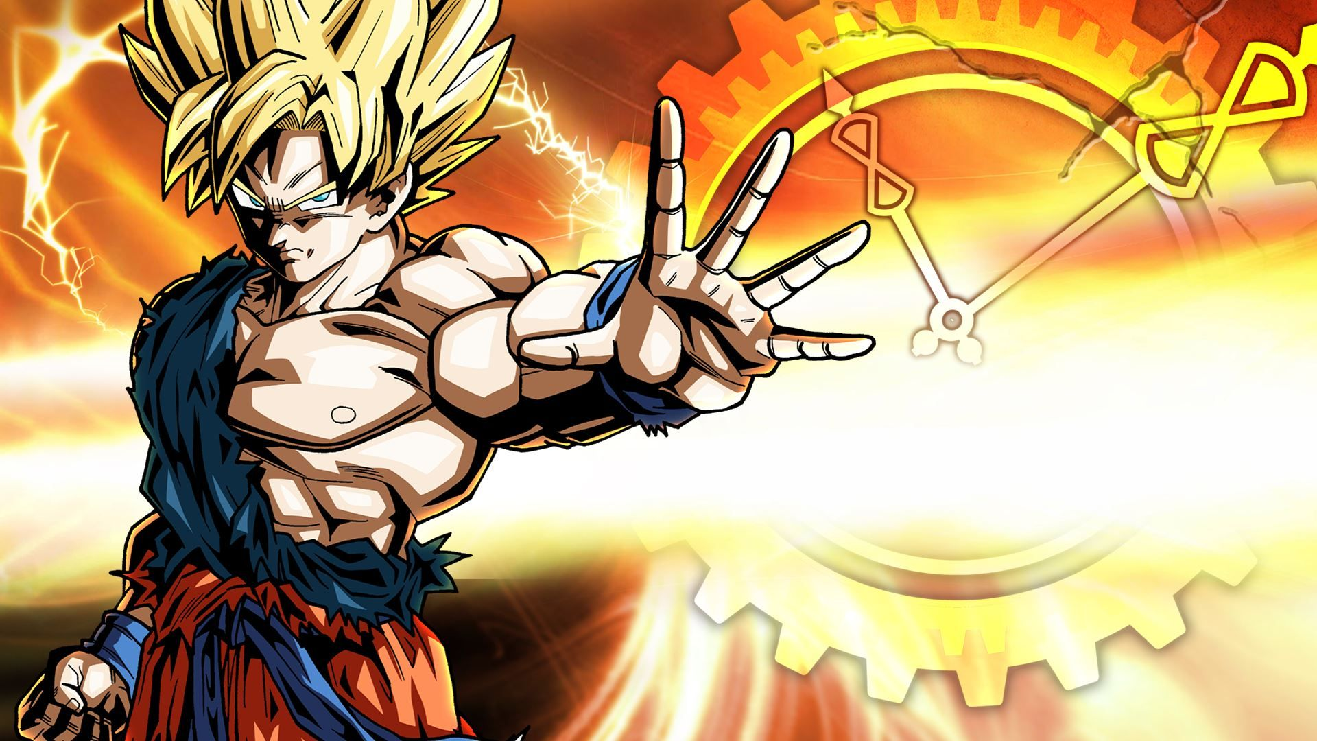 There's a Free Dragon Ball Xenoverse PS4 Theme, You Can