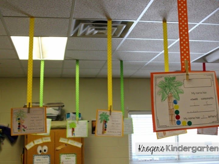 Ceiling Ribbons All Grades With Images Classroom Ceiling
