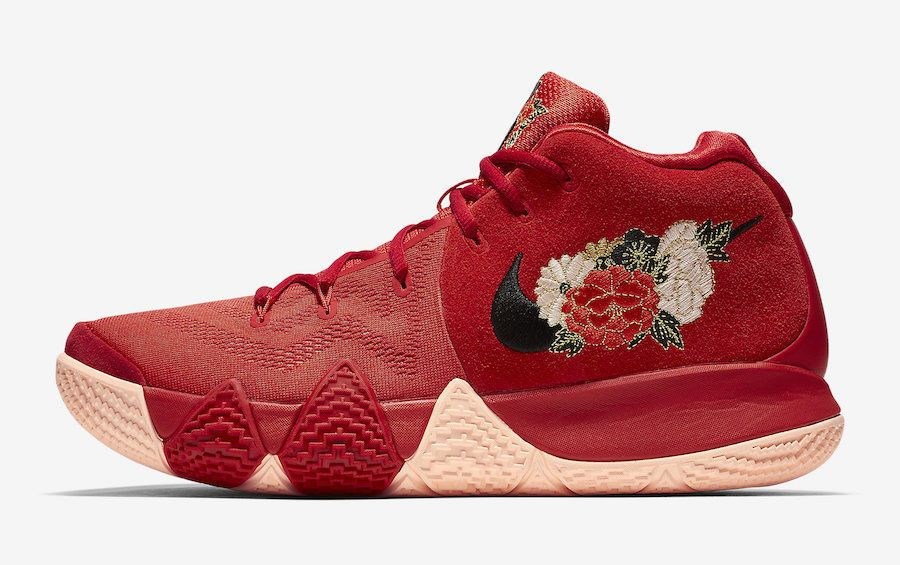 Nike Kyrie 4 CNY Chinese New Year Size