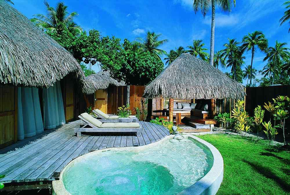 Garden Pool Suites Bora Bora Pearl Beach Resort Pearl Beach Resort Dream Vacation Spots Tahiti Vacations