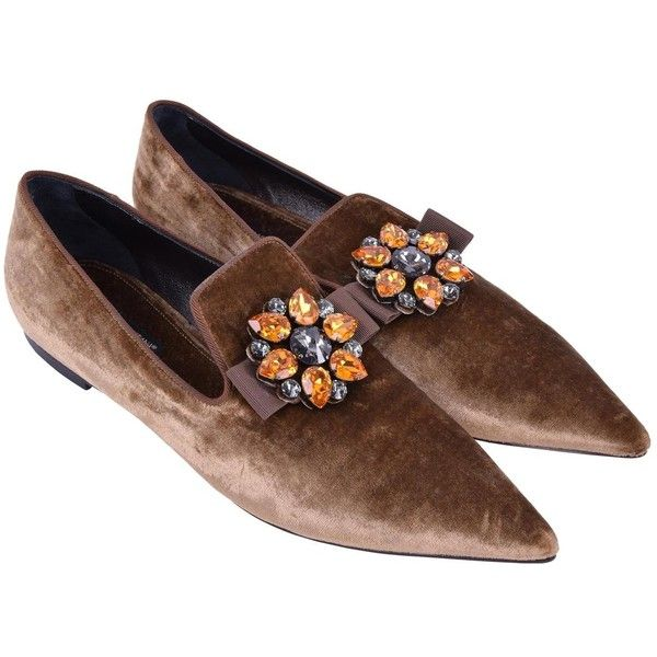 Pre-owned - Leather flats Dolce & Gabbana Clearance 2018 Newest Discount Extremely PQ9qol