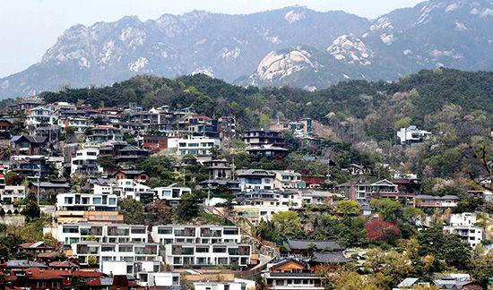 평창동, Pyeongchang-Dong, Seoul