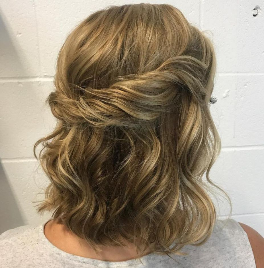 60 Trendiest Updos For Medium Length Hair Updos For Medium