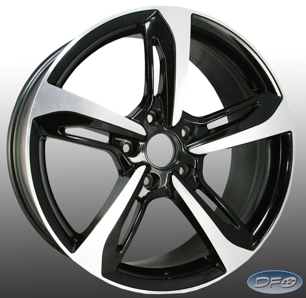 20 New Rs7 Style Wheel Rims Fit Audi A4 A5 A6 A7 A8 S4 S5 S6 S7 Rs4 Q5 5453 Bm Stuttgart Audi Wheel Rims Audi A4