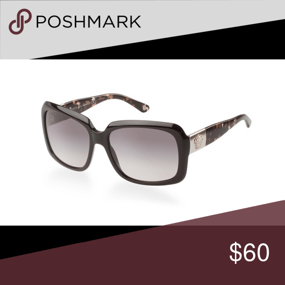 41269419a5dd7 Versace Sunglasses Versace 4190 Col.GB1 11 ( Black ) Gray Gradient Lenses  Versace