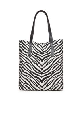 New Directions  North South Fabric Tote