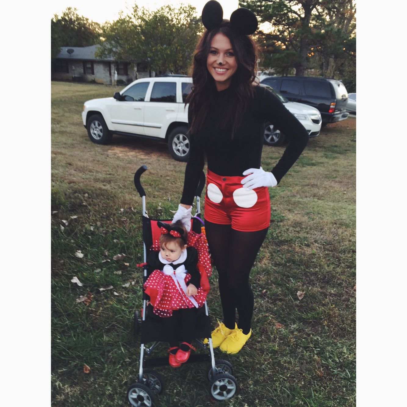 Mommy And Baby Boy Halloween Costumes.Mommy Daughter Costume Halloween Baby Girl Halloween