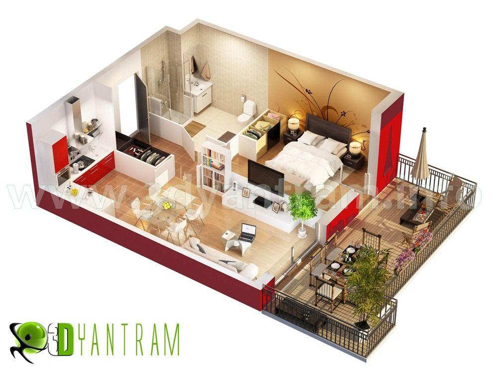 Studio Apartments Luxury Apartment Floor Plans
