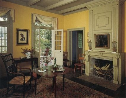 Historic House Interior New Orleans House Historic French