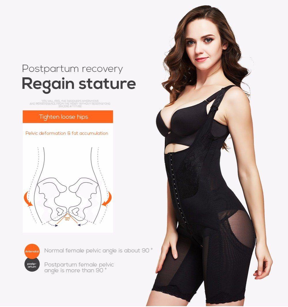 780c652a48d Slimming Underwear Bodysuit Waist Trainer Body Shaper Shapewear Weight Loss  Corset For Women