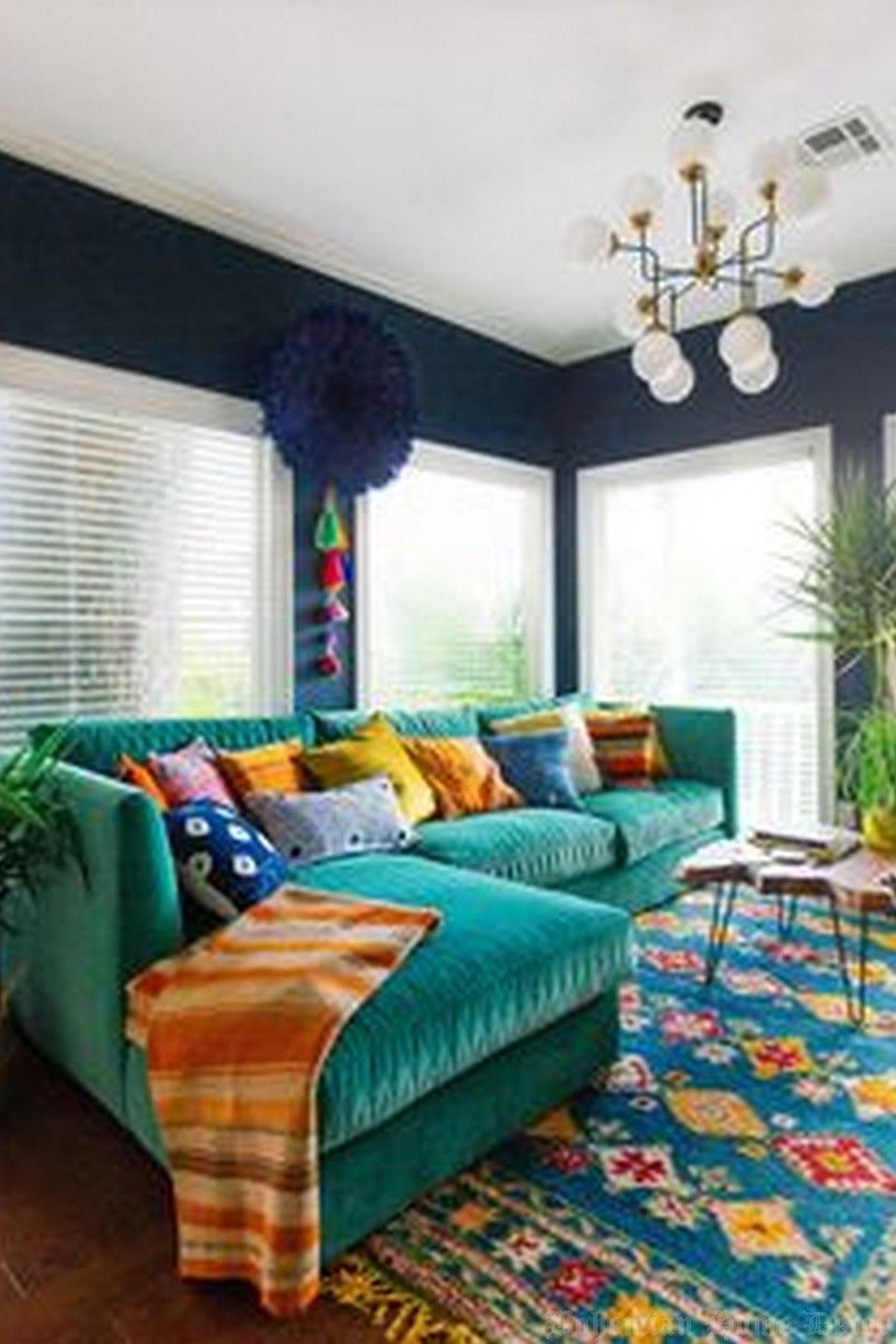 Seductive Bohemian Home Decor