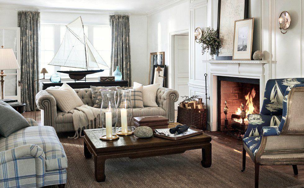 Islesboro - Ralph Lauren Home - RalphLaurenHome Interior