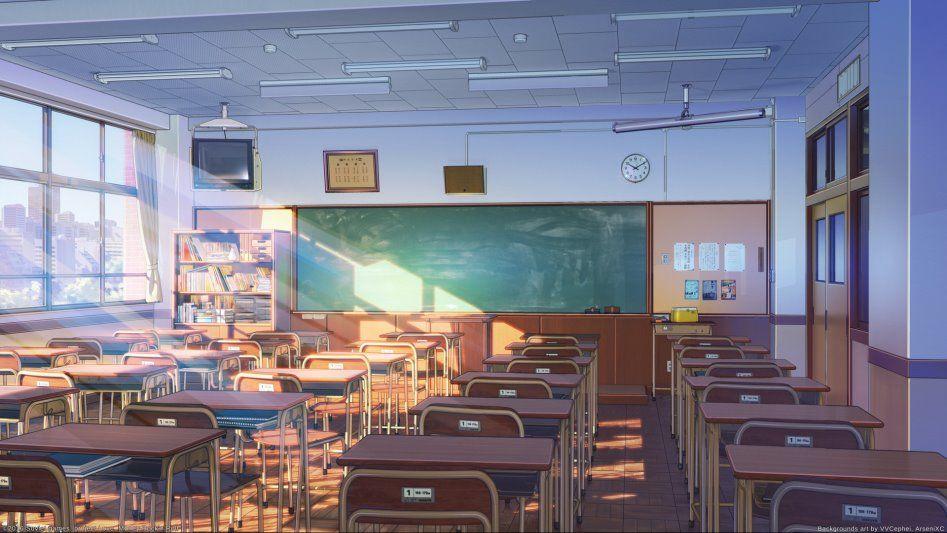 59440693_p0jpg 학교 건물 애니메이션 배경 환상적인 사진