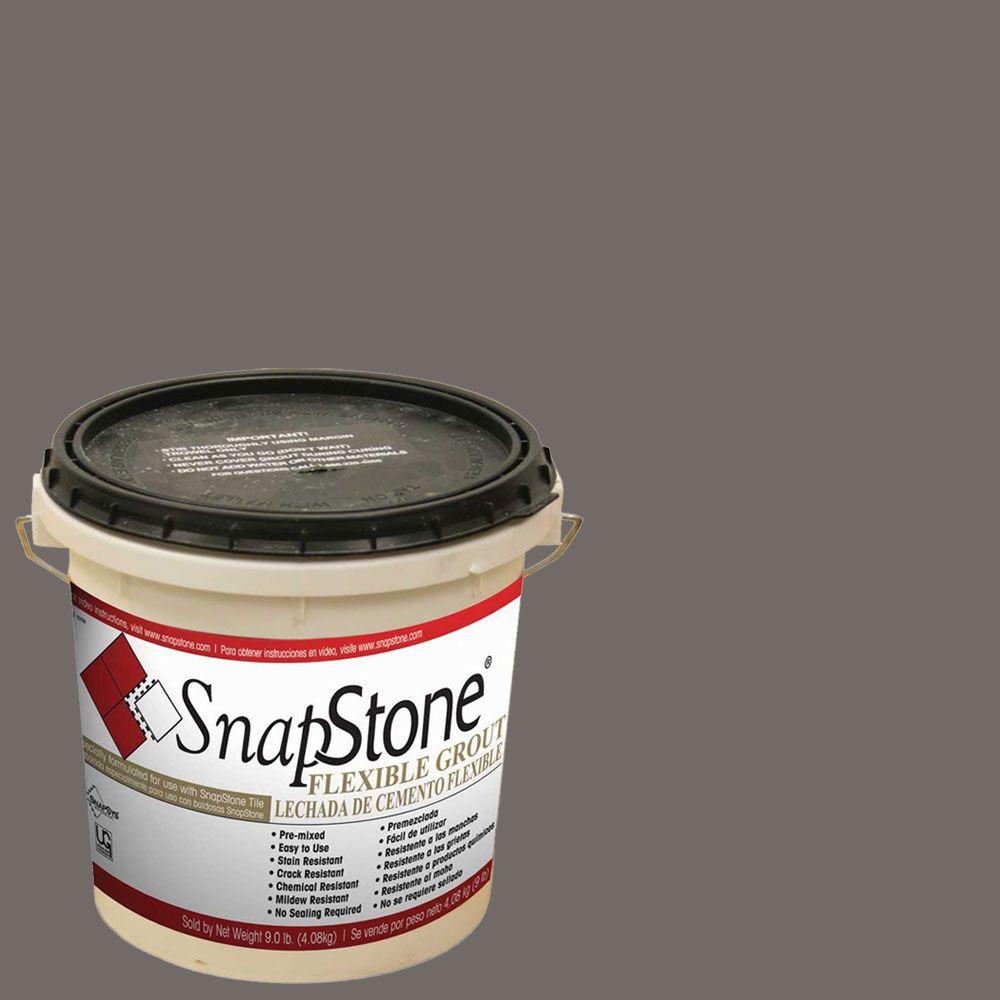 Snapstone Charcoal Grey 9 Lb Urethane