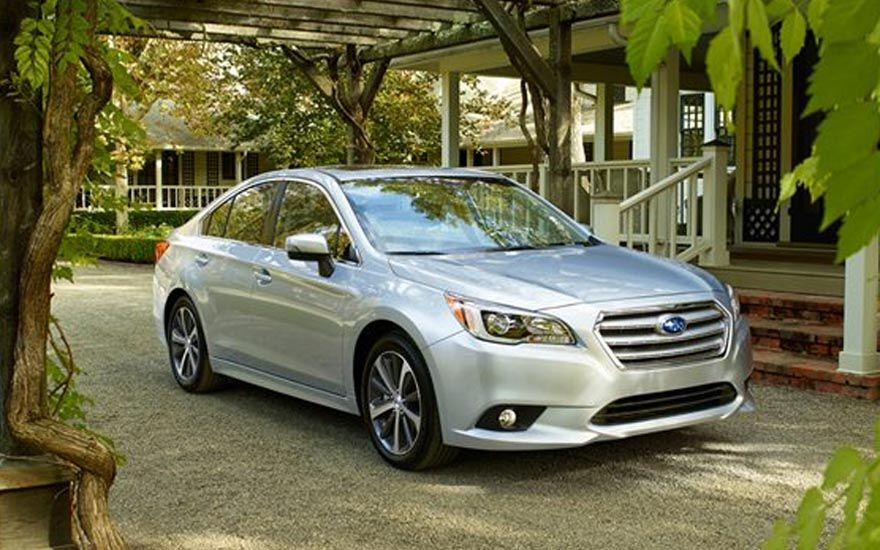 2015 Subaru Legacy Tulsa & Broken Arrow Details, Photos