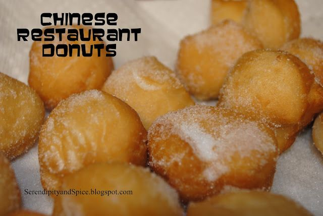 Chinese Restaurant Donuts Fried Canned Biscuit Dough Coated With Sugar Super Easy I Love Those Littl Donut Recipes Dessert Recipes Easy Delicious Desserts