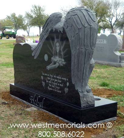 Custom Headstones with Monumental Inscriptions for Monument Memorial