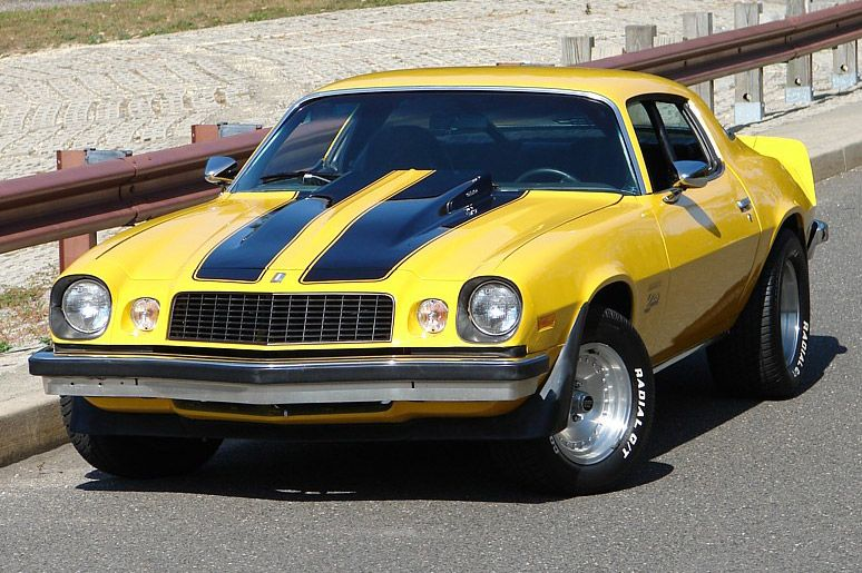 1976 chevrolet camaro | yes, i'm a girl. yes, i love cars