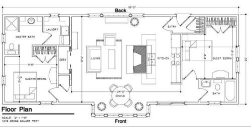 547 2 Mf Floor Plan Detail Train Station Remodels