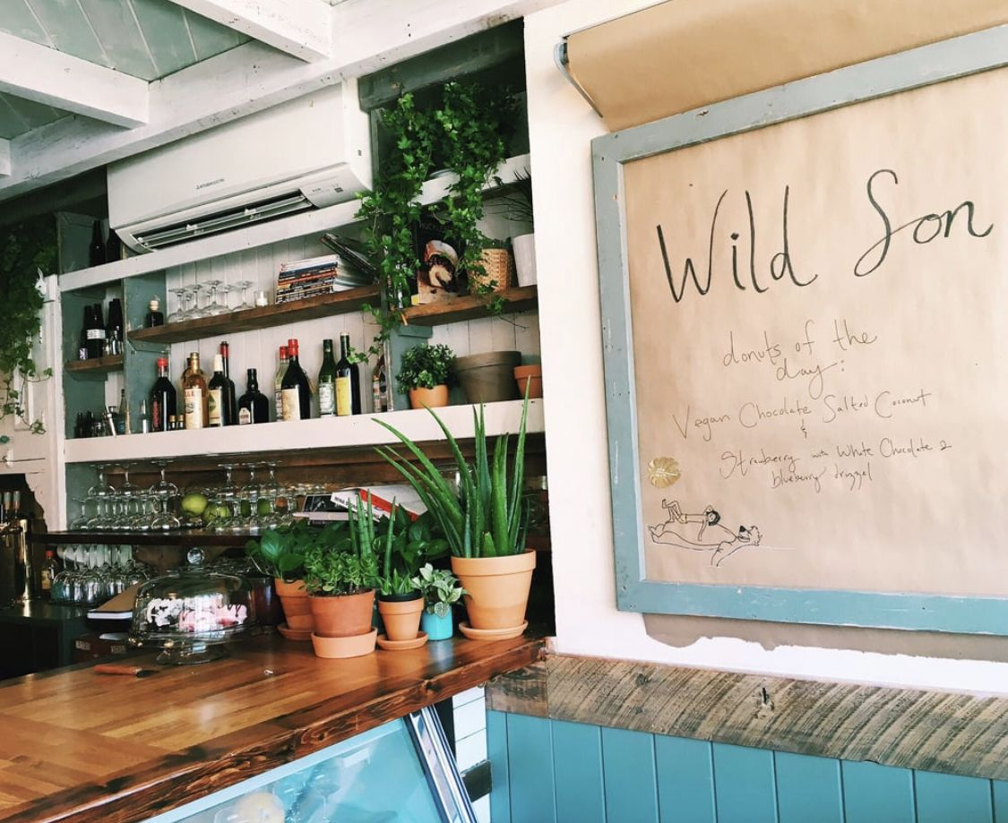 Wild Son Meatpacking District Nyc Restaurant Bar Home Decor Decor