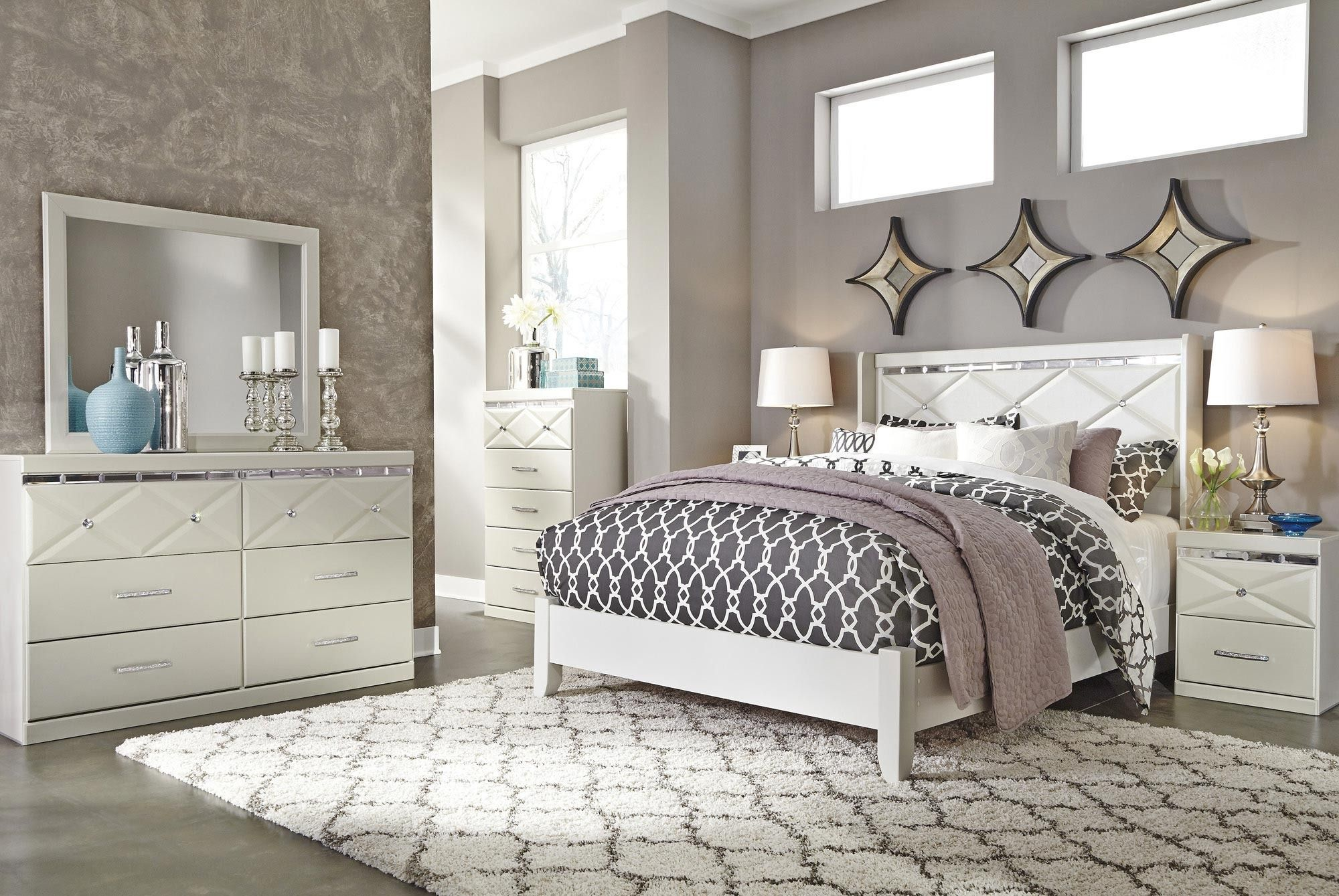 Dreamur Bedroom Set by Ashley - Home Gallery Stores | Bedroom ...
