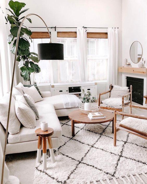 Un secret de conception pour une maison heureuse est de vous entourer de choses qui ...