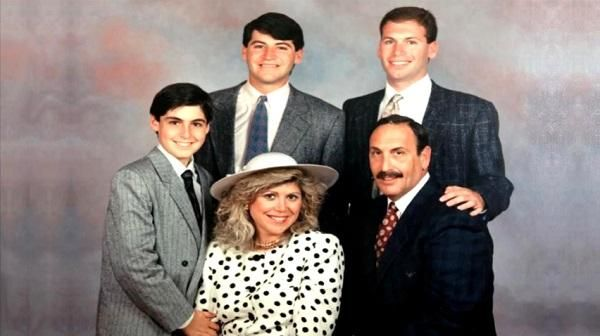 the real goldberg family the real life goldbergs beverly and
