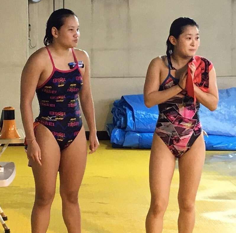 jd competitionswimsuit スイムウェア 競泳選手 女性スポーツ