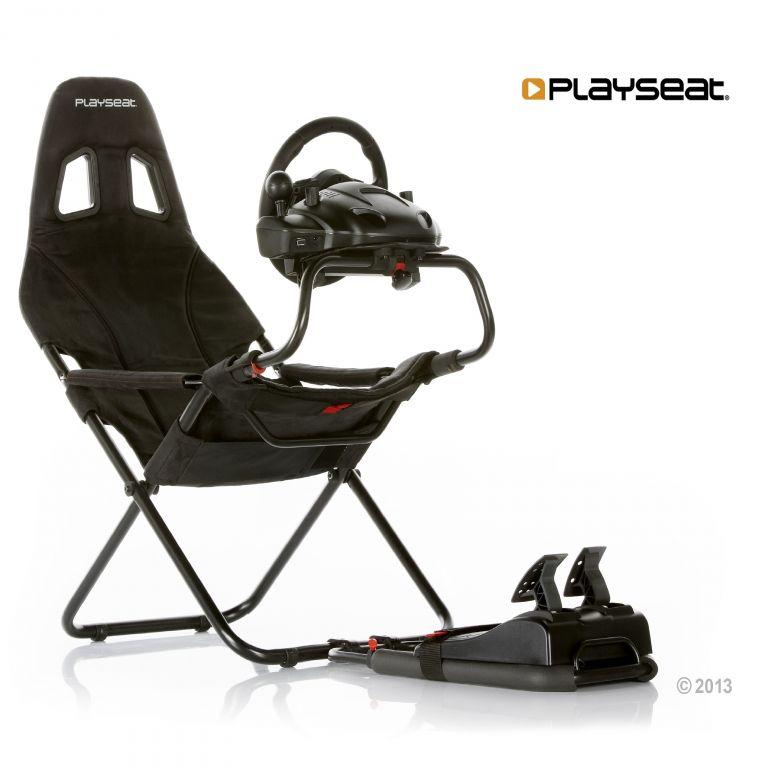 Playseat Challenge Simulator Racing Gaming Chair And