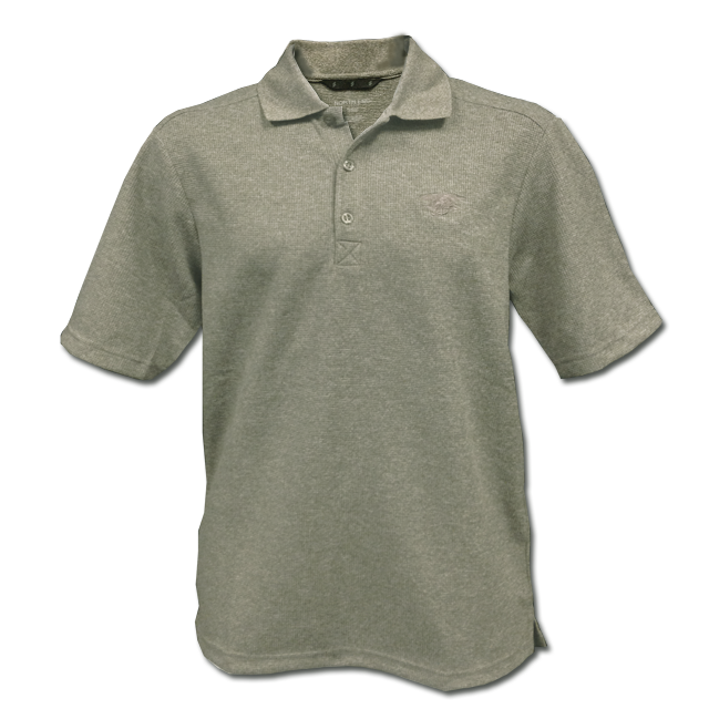 North End 85121 Mens Waffle Polo