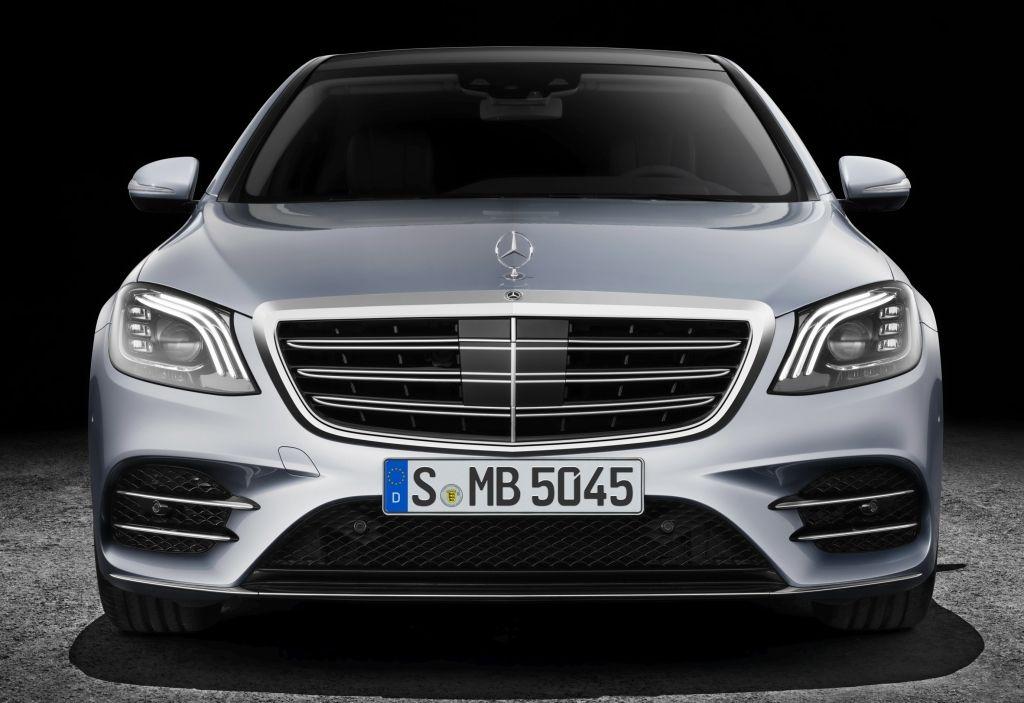 Mercedes Benz S350 Lang Amg V222 2017