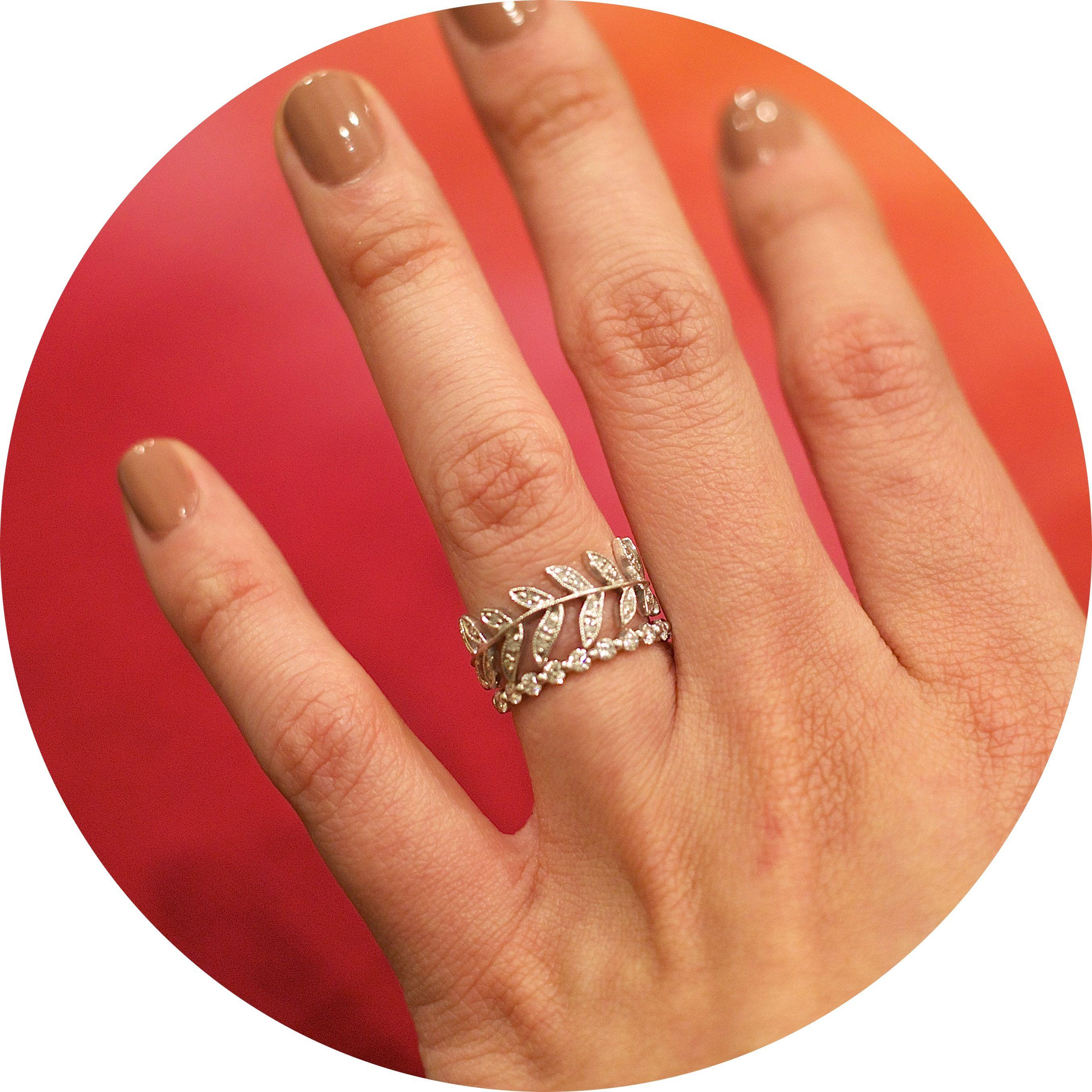 Symbols of love Alternative wedding and engagement ring