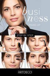 Photo of Ein einfacher Look für den Büroalltag – Business Make-up  Mit dem Business M…