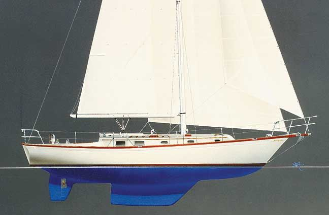 Shannon 39 Fixed Keel or Keel Centerboard | Sailing | Sailing
