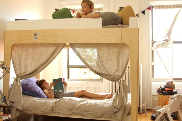 Ways To Work With Bunk Beds Oeuf Perch Bed Kids Bunk Beds Twin Size Loft Bed Kid Beds