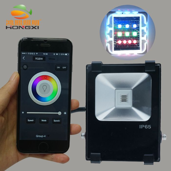 Find more floodlights information about wifi app control 10w rgb led find more floodlights information about wifi app control 10w rgb led floodlight outdoor lighting for landscape aloadofball Gallery